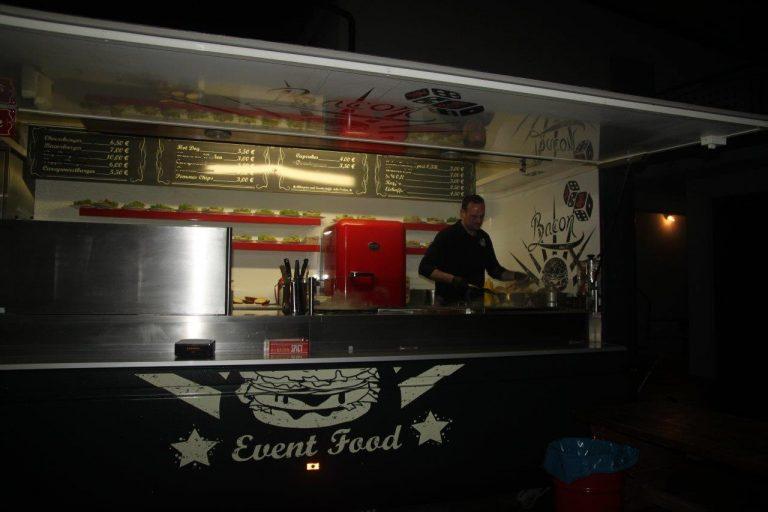 Bacon33 EventFood Geburtstage, Hochzeit, Firmenfeier, Messe, Event